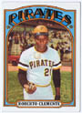 Roberto Clemente Autograph Sports Memorabilia On Main Street, Click Image for More Info!