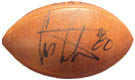 Cris Carter Autograph Sports Memorabilia, Click Image for more info!