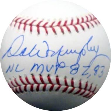 DaleMurphy Autograph Sports Memorabilia from Sports Memorabilia On Main Street, sportsonmainstreet.com