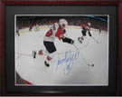 Danny Briere Autograph Sports Memorabilia, Click Image for more info!