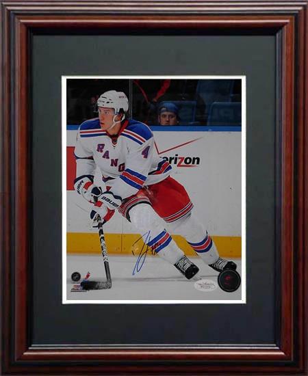 MichaelDel Zotto Autograph Sports Memorabilia from Sports Memorabilia On Main Street, sportsonmainstreet.com