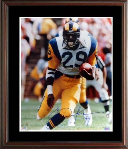 EricDickerson Autograph Sports Memorabilia from Sports Memorabilia On Main Street, sportsonmainstreet.com