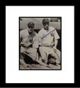 JoeDiMaggio and Bill Dickey Autograph Sports Memorabilia, Click Image for more info!