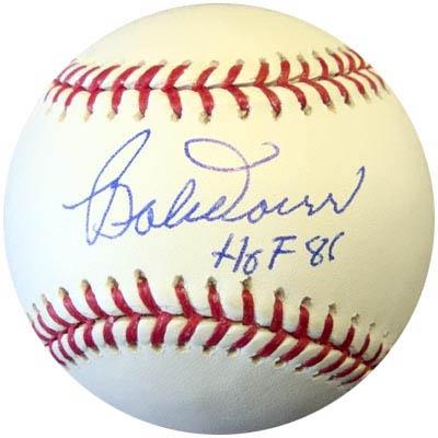 BobbyDoerr Autograph Sports Memorabilia from Sports Memorabilia On Main Street, sportsonmainstreet.com