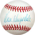 Don Drysdale Autograph Sports Memorabilia, Click Image for more info!