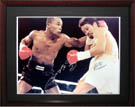 Roberto Duran and Sugar Ray Leonard Autograph Sports Memorabilia, Click Image for more info!