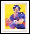 JohnElway Leroy Neiman Autograph Sports Memorabilia, Click Image for more info!