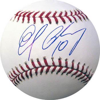 EndyChavez Autograph Sports Memorabilia from Sports Memorabilia On Main Street, sportsonmainstreet.com