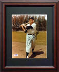 Enos Slaughter Autograph Sports Memorabilia, Click Image for more info!