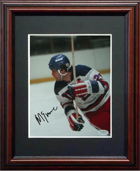 Mike Eruzione Autograph Sports Memorabilia from Sports Memorabilia On Main Street, sportsonmainstreet.com