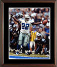Emmitt Smith Autograph Sports Memorabilia, Click Image for more info!