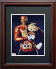 Evander Holyfield Autograph Sports Memorabilia, Click Image for more info!