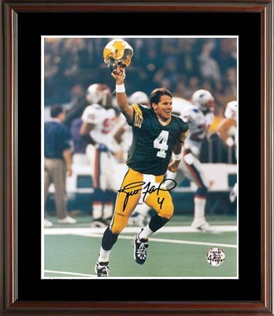 BrettFavre Autograph Sports Memorabilia from Sports Memorabilia On Main Street, sportsonmainstreet.com