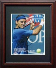 Roger Federer Autograph Sports Memorabilia from Sports Memorabilia On Main Street, Click Image for more info!