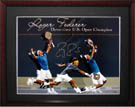 Roger Federer Autograph Sports Memorabilia On Main Street, Click Image for More Info!