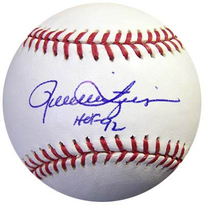 RollieFingers Autograph Sports Memorabilia from Sports Memorabilia On Main Street, sportsonmainstreet.com