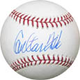 Carlton Fisk Autograph Sports Memorabilia, Click Image for more info!