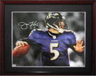 Joe Flacco Autograph Sports Memorabilia, Click Image for more info!