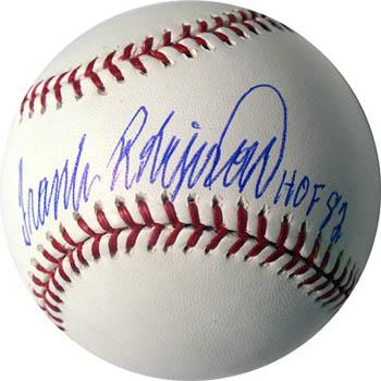 FrankRobinson Autograph Sports Memorabilia from Sports Memorabilia On Main Street, sportsonmainstreet.com