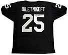 Fred Biletnikoff Autograph Sports Memorabilia, Click Image for more info!