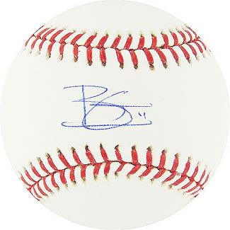 BrettGardner Autograph Sports Memorabilia from Sports Memorabilia On Main Street, sportsonmainstreet.com