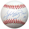 Gaylord Perry Autograph Sports Memorabilia, Click Image for more info!