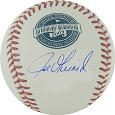 Joe Girardi Autograph Sports Memorabilia, Click Image for more info!