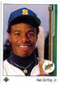 Ken Griffey Jr. Autograph Sports Memorabilia On Main Street, Click Image for More Info!