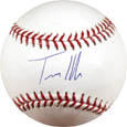 Travis Hafner Autograph Sports Memorabilia, Click Image for more info!