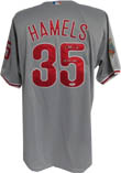 Cole Hamels Autograph Sports Memorabilia, Click Image for more info!