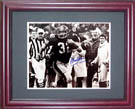 Franco Harris Autograph Sports Memorabilia, Click Image for more info!