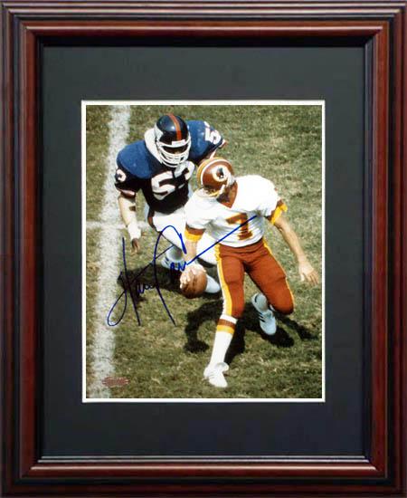 HarryCarson Autograph Sports Memorabilia from Sports Memorabilia On Main Street, sportsonmainstreet.com