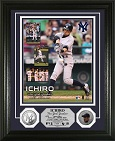 Ichiro Suzuki Autograph Sports Memorabilia from Sports Memorabilia On Main Street, Click Image for more info!