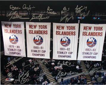 New YorkIslanders Autograph Sports Memorabilia from Sports Memorabilia On Main Street, sportsonmainstreet.com