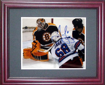 Jaromir Jagr Autograph Sports Memorabilia from Sports Memorabilia On Main Street, sportsonmainstreet.com