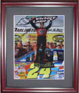 Jeff Gordon Autograph Sports Memorabilia, Click Image for more info!
