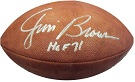 Jim Brown Autograph Sports Memorabilia from Sports Memorabilia On Main Street, Click Image for more info!