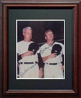 Mickey Mantle and Joe DiMaggio Autograph Sports Memorabilia, Click Image for more info!