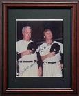 MickeyMantle and Joe DiMaggio Autograph Sports Memorabilia, Click Image for more info!