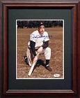 JoeDiMaggio Autograph Sports Memorabilia, Click Image for more info!