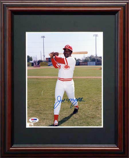 JoeMorgan Autograph Sports Memorabilia from Sports Memorabilia On Main Street, sportsonmainstreet.com