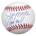 Joe Morgan Autograph Sports Memorabilia, Click Image for more info!