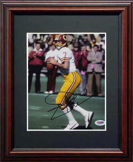 JoeTheismann Autograph Sports Memorabilia from Sports Memorabilia On Main Street, sportsonmainstreet.com