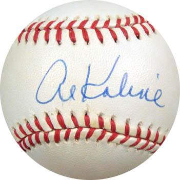 AlKaline Autograph Sports Memorabilia from Sports Memorabilia On Main Street, sportsonmainstreet.com