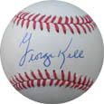 George Kell Autograph Sports Memorabilia, Click Image for more info!