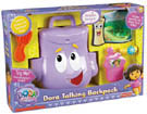 Dora the Explorer Talking Backpack Toy, Click Image for more info!