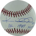 Kevin Mitchell Autograph Sports Memorabilia, Click Image for more info!