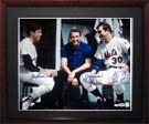 Nolan Ryan, Tom Seaver, & Jerry Koosman Autograph Sports Memorabilia, Click Image for more info!