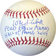 Tony Kubek Autograph Sports Memorabilia, Click Image for more info!