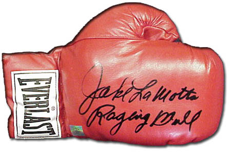Jake Lamotta Autograph Sports Memorabilia from Sports Memorabilia On Main Street, sportsonmainstreet.com